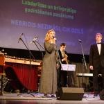 Dziedātāja Ieva Kerēvica, foto J. Ross