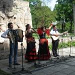 Romu ansamblis Ame Roma