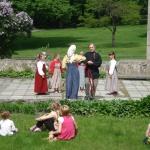 Bērnu folkloras kopa Iļjinskaja Pjatņica