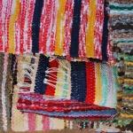 Skaisti grīdas celiņi meksikāņu krāsās!