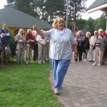 Dziesminiece Austra Pumpure ir arī aizrautīga stāstniece