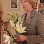 Latvijas Institūta direktore Kārina Pētersone