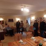 Gruzijas delegācija pieredzes apmaiņā