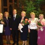 Mūsu Labās Zvaigznes kopā ar Rīgas Domes pārstāvjiem